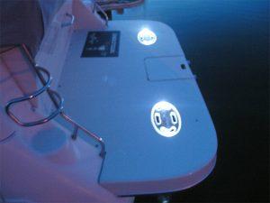 Swim Platform Boating Accessory (Custom Lighting)