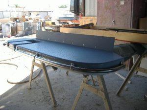 Swim Platform Boating Accessory (Swim Handrails)